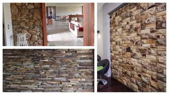 Queste pareti interne possono facilmente ingannare facendoti credere di trovarti in una casa di pietra. 12 Modi Spettacolari Di Usare La Pietra Per Le Pareti Interne Homify