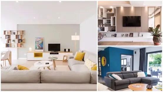 Ecco le soluzioni per tinteggiare le pareti di un soggiorno piccolo e i. Come Dipingere Il Soggiorno In Stile Moderno 14 Esempi Homify