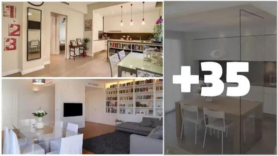 Si può scegliere tra una varietà di opzioni per dividere la cucina dal soggiorno o dalla sala da pranzo. 37 Idee Su Come Dividere Sala Da Pranzo Soggiorno E Cucina Homify