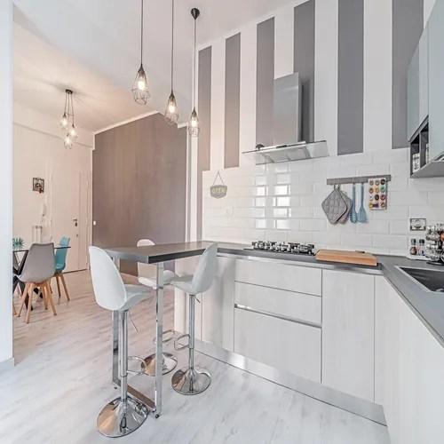 Su pg casa trovi tante idee per scegliere i colori e i materiali per le pareti. 5 Colori Di Tendenza Per Le Pareti Della Cucina Homify