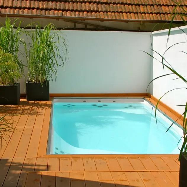 Piscinas de estilo moderno de Future Pool GmbH