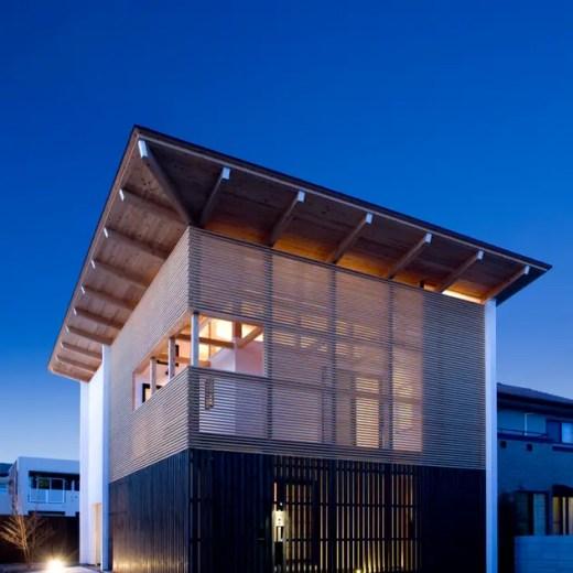 Desain rumah Lentera Jepang