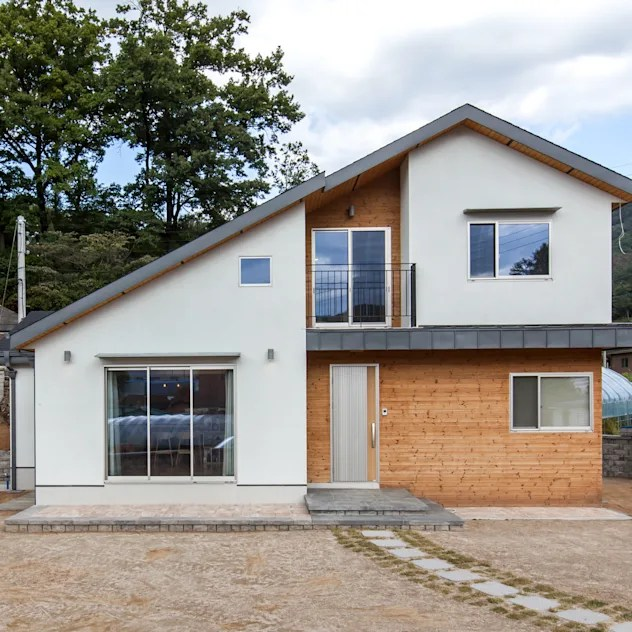 Desain Rumah Ala Korea Modern Hunian Mungil Yang Nyaman Dan Hangat