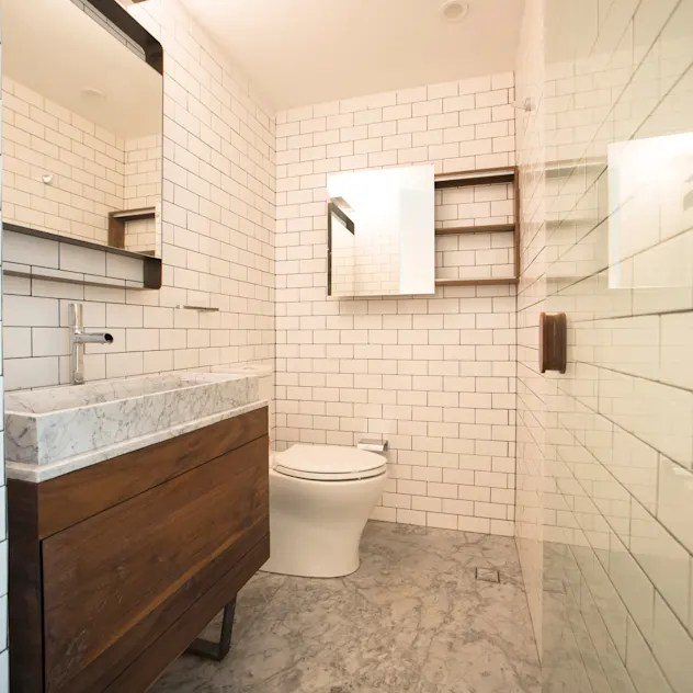 modern Bathroom by TW/A Architectural Group