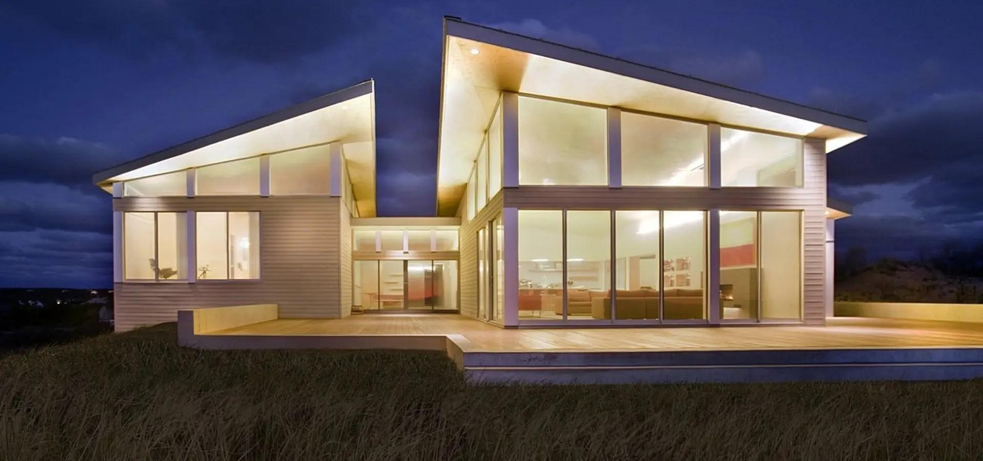 Best Kitchen Gallery: Truro Modern Beach House By Zeroenergy Design Homify of Modern Beach House on rachelxblog.com