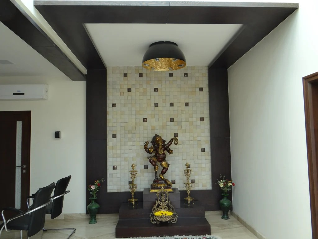 Best Kitchen Gallery: 7 Beautiful Pooja Room Designs of Pooja Room Designs on rachelxblog.com