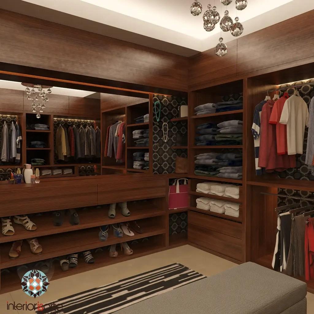 Closet Vestidor2 Vestidores Y Closets De Estilo Por