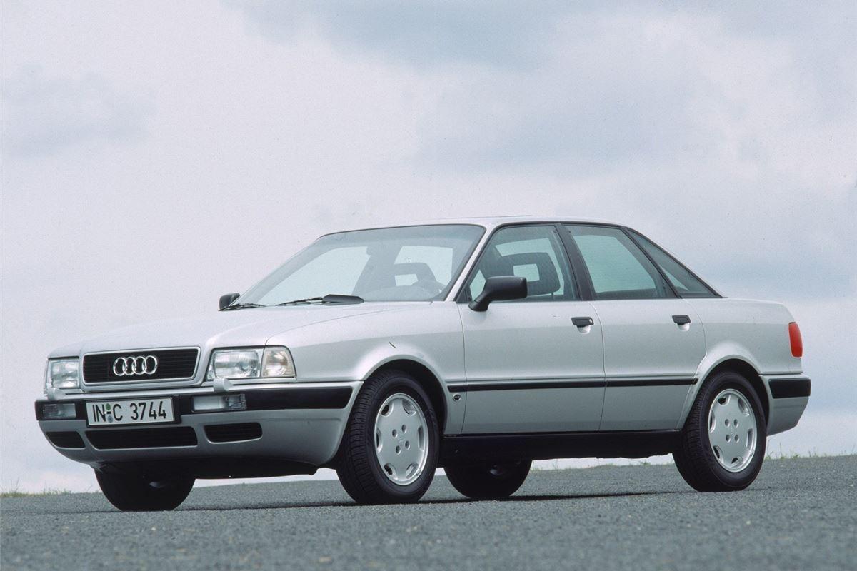 Audi 80 B4 Classic Car Review Honest John
