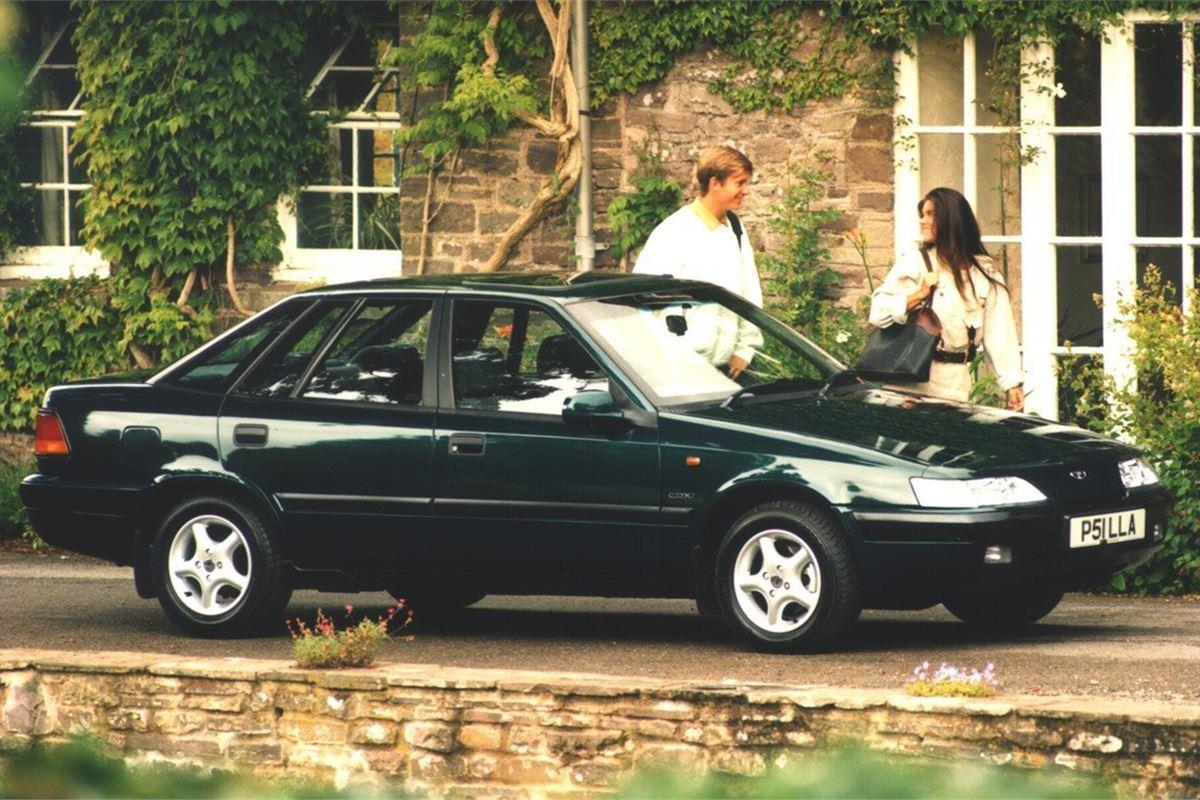 Daewoo Espero 1995 Car Review Honest John