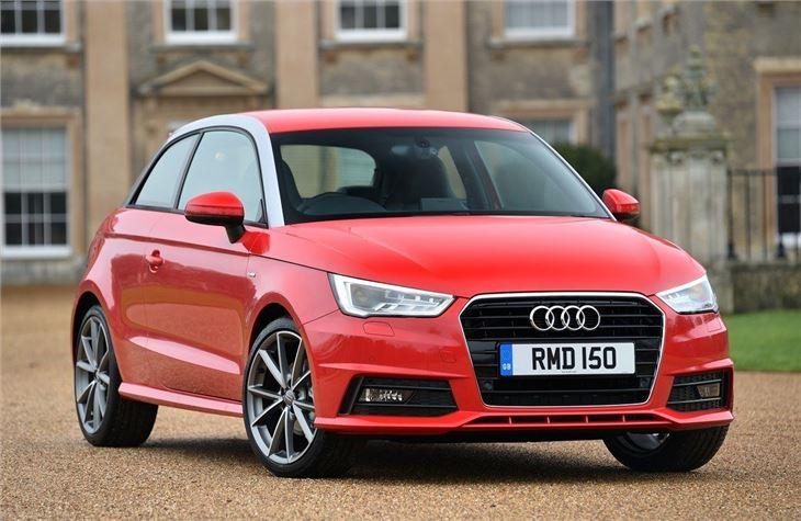 Audi A1 Interior 2017