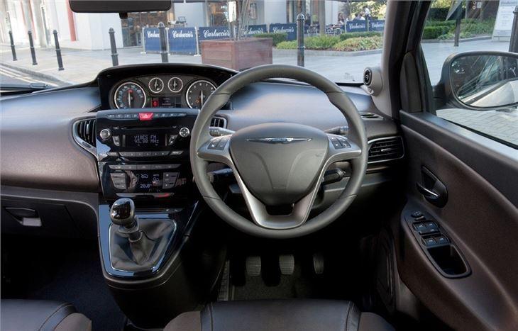 Chrysler Ypsilon 2012 Car Review Honest John