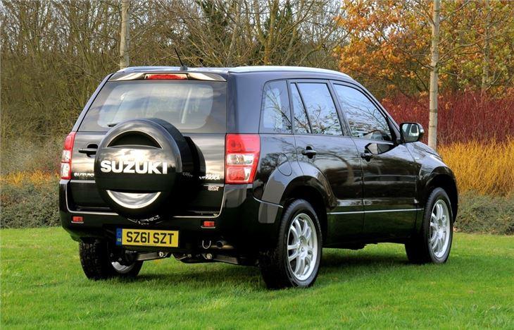 Suzuki Grand Vitara 5dr