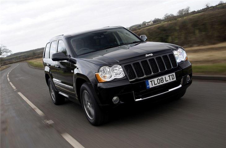 Reviews Jeep Grand Cherokee