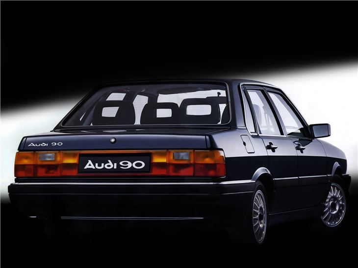 Audi 90 Quattro B2 Classic Car Review Honest John