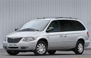 Chrysler Grand Voyager 2004  Car Review | Honest John