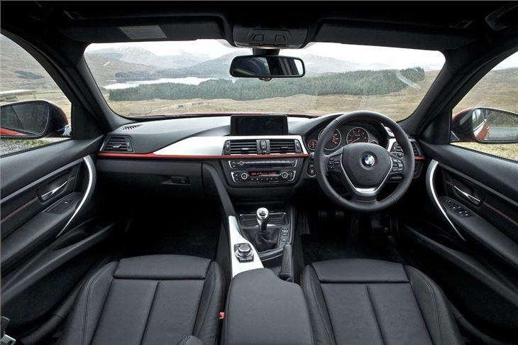 Audi Red Interior