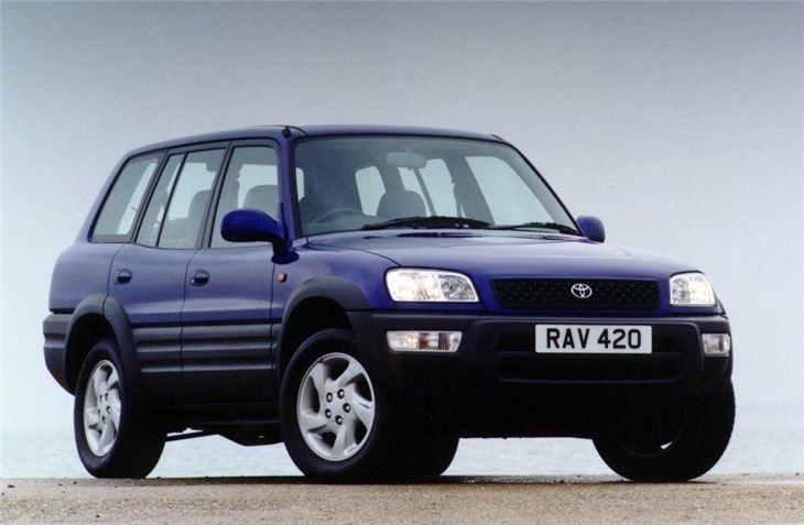 Door 2000 Rav4 2 Toyota