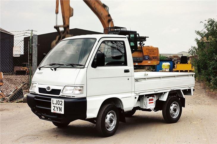 Fabulous Daihatsu Hijet - balikesirseviye com