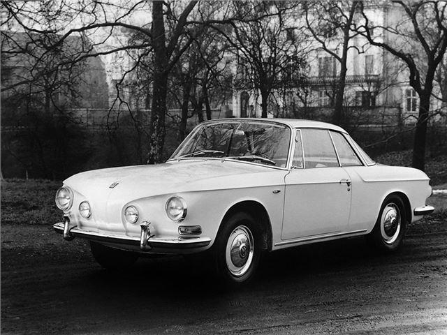 Volkswagen Karmann Ghia Type 34 Classic Car Review Honest John