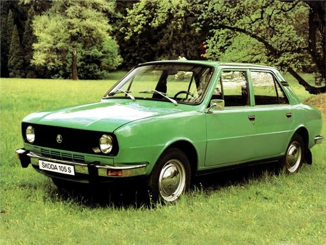 Image result for skoda 105