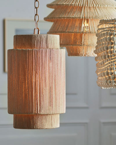 pendant lighting at horchow