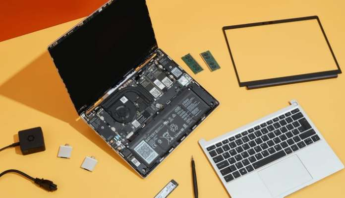 Framework laptop 3
