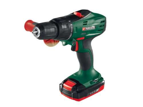 Lidl Parkside 18v Li Ion Cordless Hammer Drill 39 99 3 Year Manufacturer S Warranty Hotukdeals
