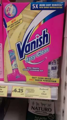 Vanish Carpet Cleaner Brush Asda Lets See Carpet New Design