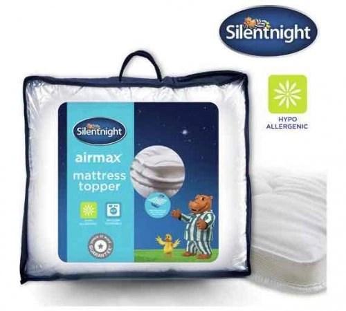 Silentnight Airmax Mattress Topper Double 22 79 Argos Hotukdeals