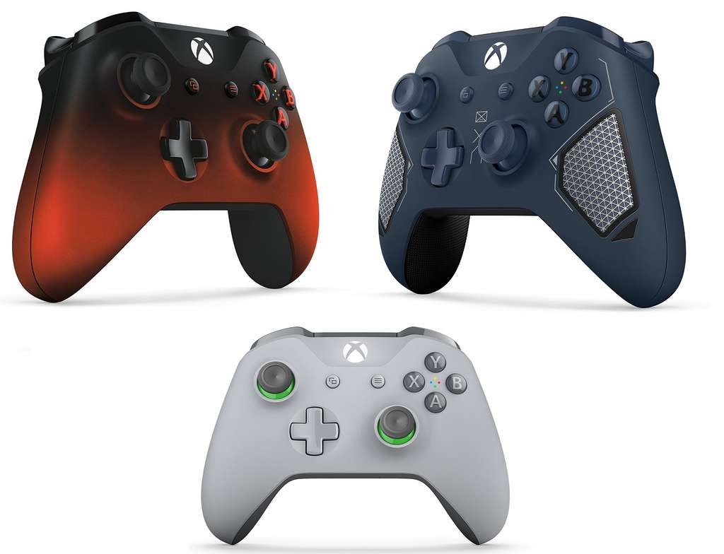 Xbox One Wireless Controller Special Edition Volcano