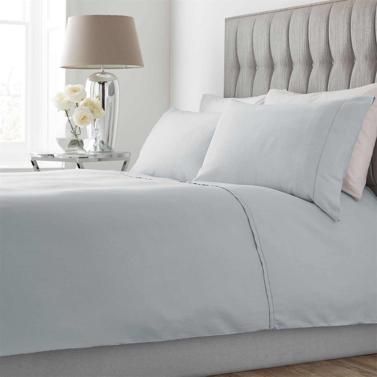 hotel collection patterned pillowcase pair