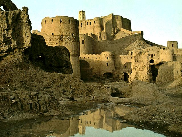 iran castle green travel ecotourism