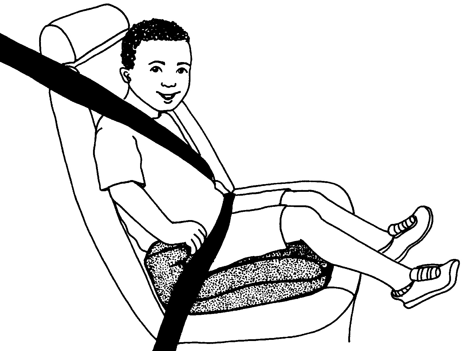 The Murky Murky World Of Booster Seat Laws