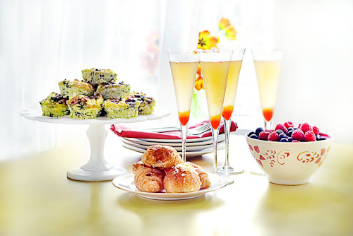How To Host A Casual Spring Brunch HuffPost