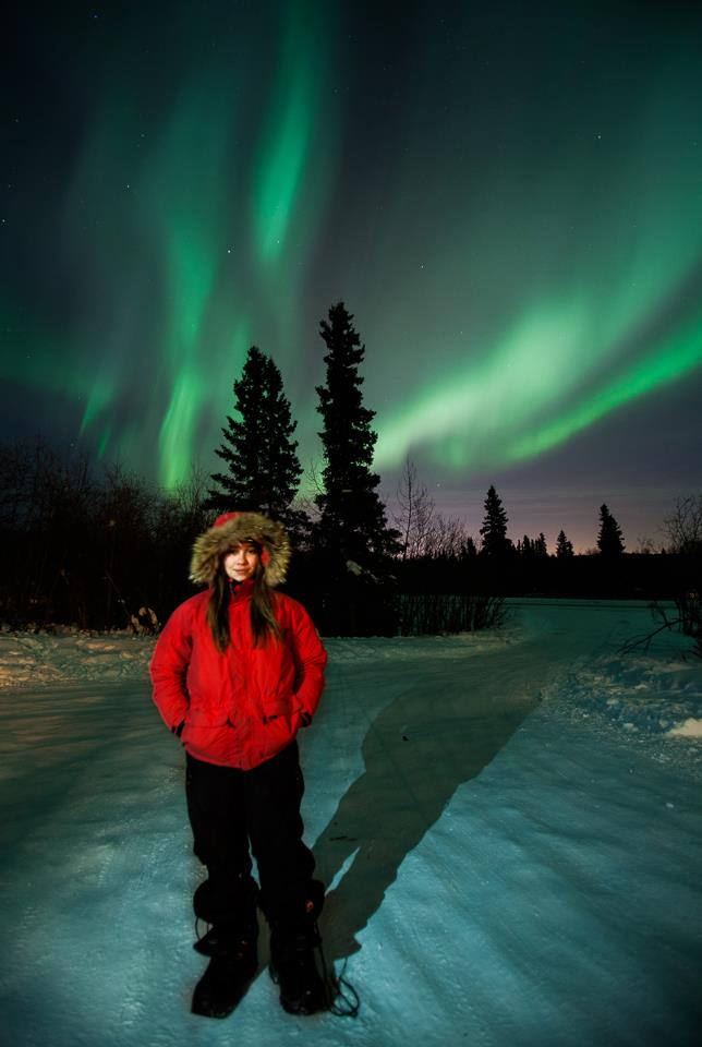 Best Place Alaska Northern Lights