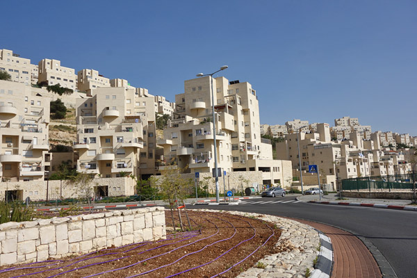 Image result for photo of settlements in west bank