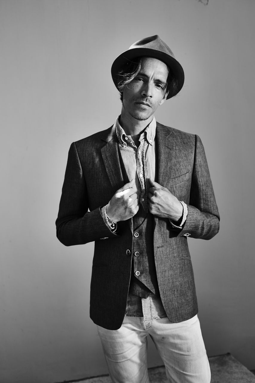 Brandon Boyd Discusses Art Cats And Public Speaking