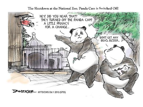 Cartoon Purpose Government