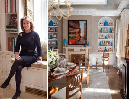 A Conversation With Decorator Ellie Cullman   HuffPost 2013 10 21 elliecullmanlow jpg  The interior designer Ellie Cullman