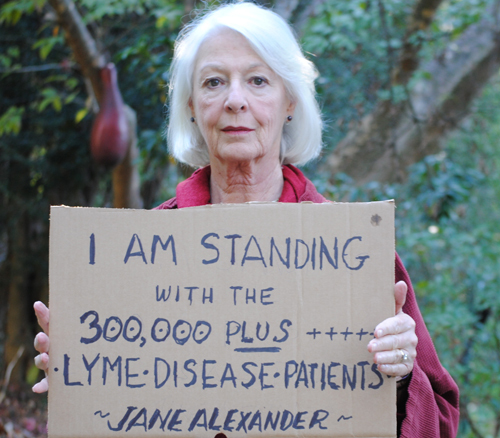 300,000+ Lyme Photo Campaign - JA