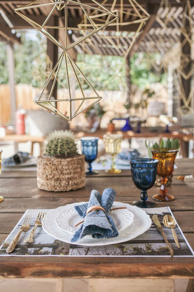 14 Boho Desert Wedding Ideas HuffPost Life