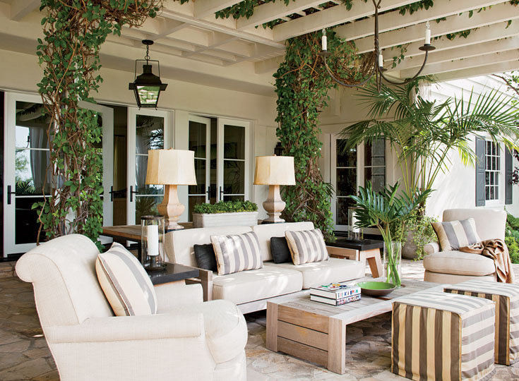 Inside Out! Inspiration for the Perfect Outdoor Living ... on Backyard Outdoor Living Spaces id=70330