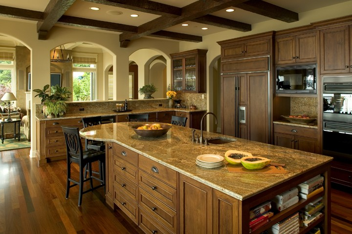 How Design Galley Kitchen