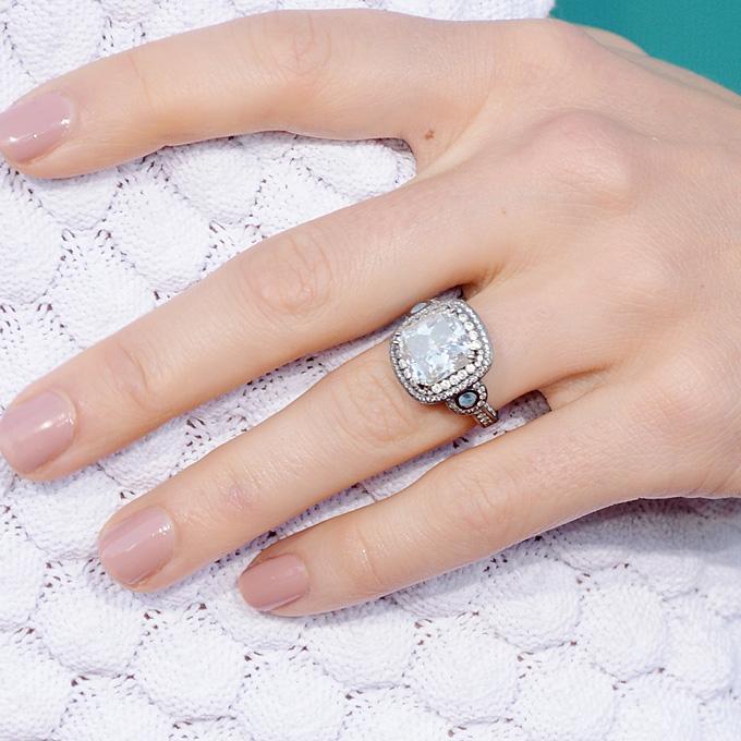 Celebrity Wedding Sets: It's Engagement Season! The 10 Best Celebrity Engagement