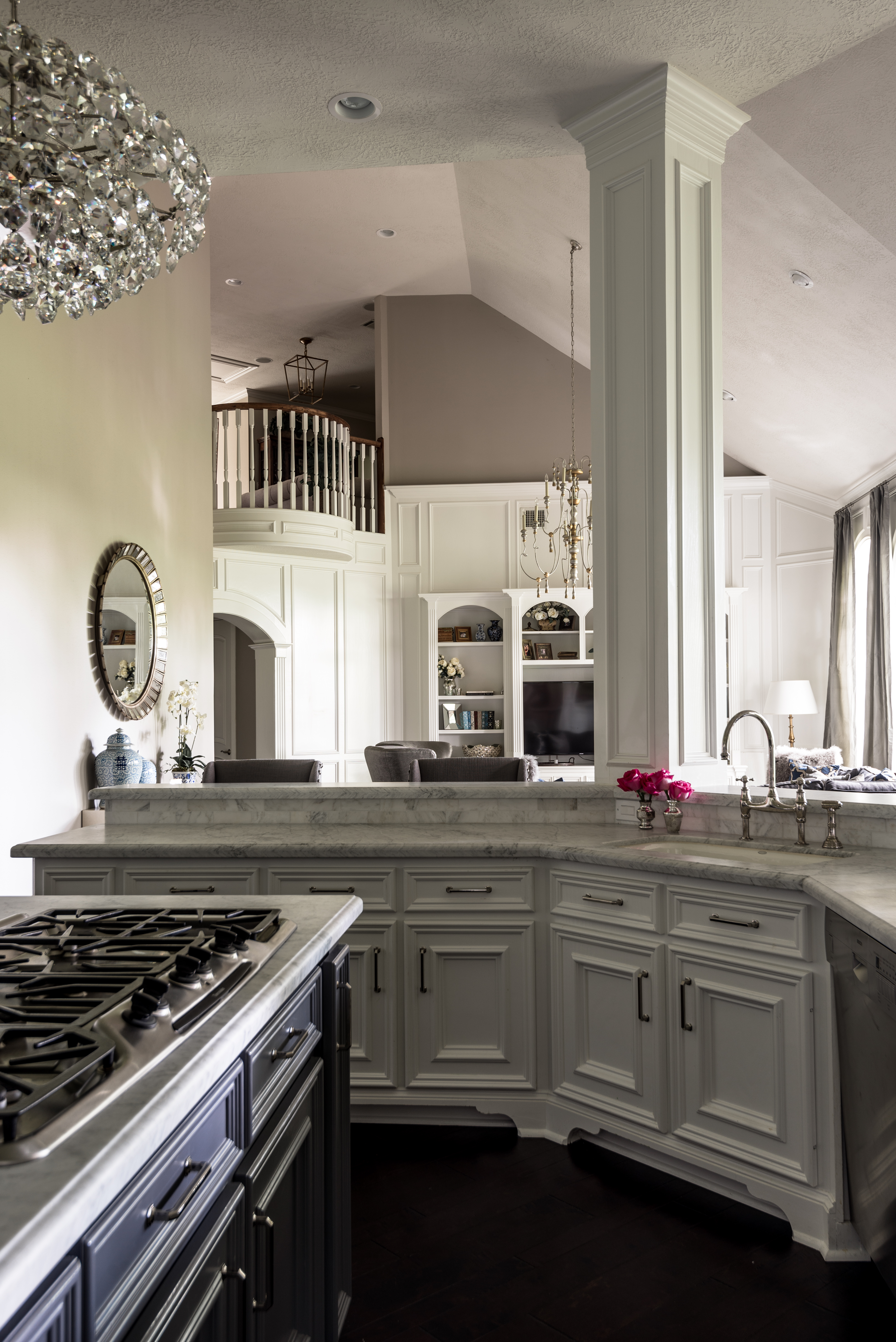 6 Tips For Redesigning Your Kitchen Countertops | HuffPost on Countertop Decor  id=87309
