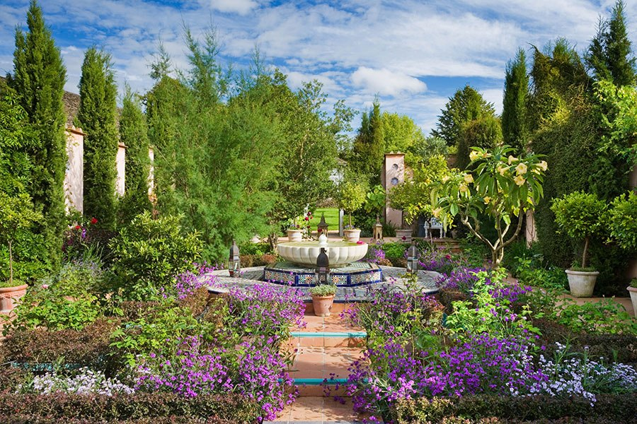 Tour Prince Charles Country Garden At Highgrove HuffPost
