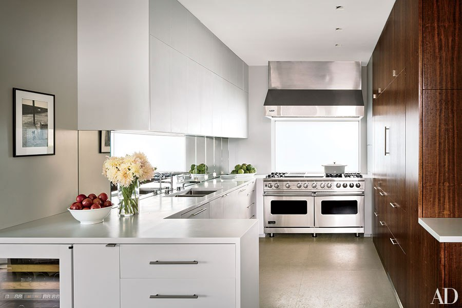 Contemporary Kitchen Hood Design