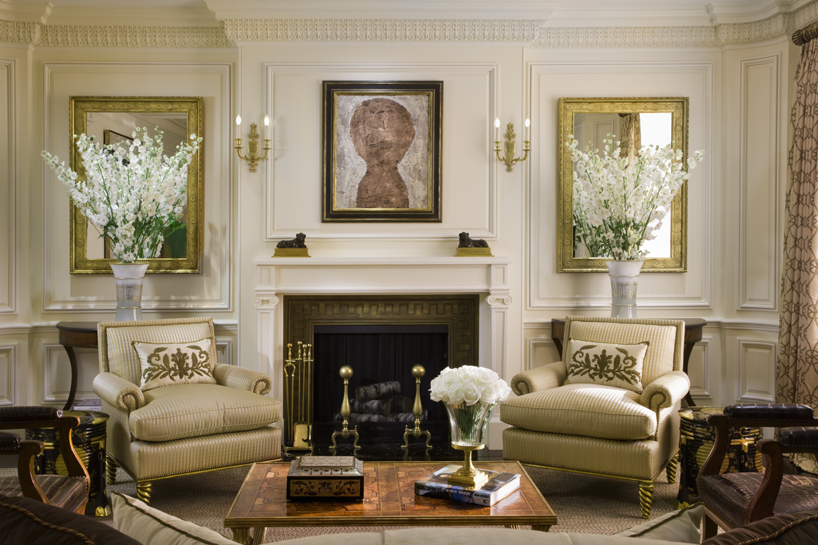 5 Living Rooms That Prove The Power Of Symmetry HuffPost