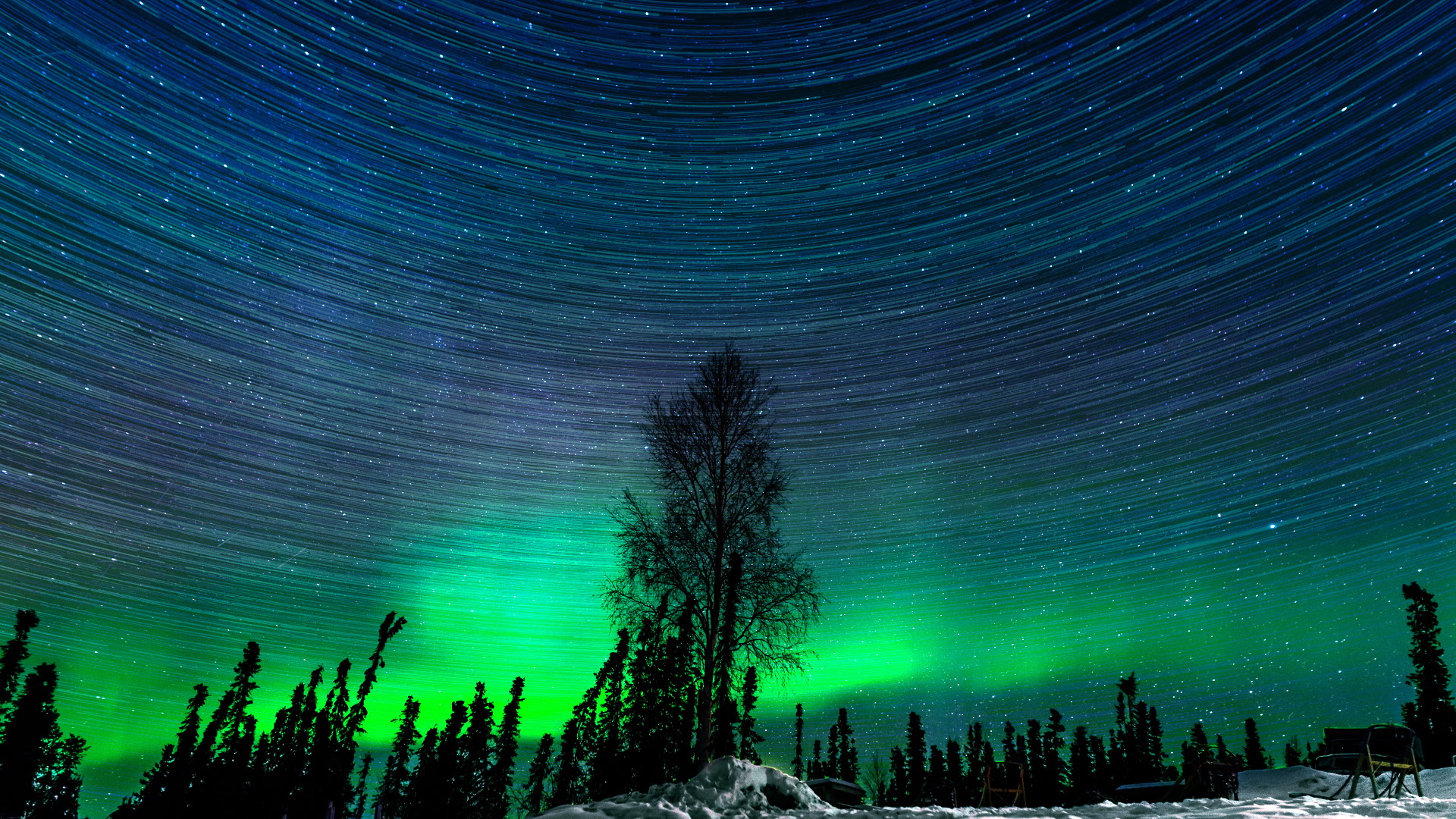 Northern Light Time