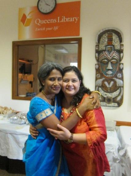 Sunita Viswanath & Naheed Bahram